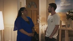 Sheila Canning 2, Ned Willis in Neighbours Episode 8626