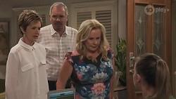 Susan Kennedy, Karl Kennedy, Sheila Canning, Bea Nilsson in Neighbours Episode 8626
