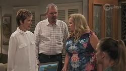 Susan Kennedy, Karl Kennedy, Sheila Canning, Bea Nilsson in Neighbours Episode 8627