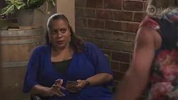 Sheila Canning 2, Sheila Canning in Neighbours Episode 8627