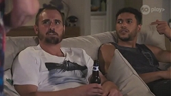 Kyle Canning, Levi Canning in Neighbours Episode 8627