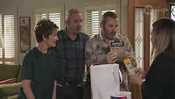 Susan Kennedy, Karl Kennedy, Toadie Rebecchi, Bea Nilsson in Neighbours Episode 8627