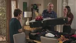 Susan Kennedy, Karl Kennedy, Bea Nilsson in Neighbours Episode 8627