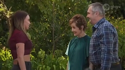 Bea Nilsson, Susan Kennedy, Karl Kennedy in Neighbours Episode 8627