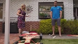 Sheila Canning, Kyle Canning in Neighbours Episode 8628