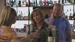 Chloe Brennan, Jane Harris, Clive Gibbons in Neighbours Episode 8628