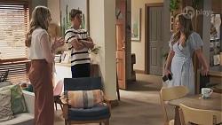 Mackenzie Hargreaves, Hendrix Greyson, Harlow Robinson in Neighbours Episode 8628