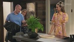 Clive Gibbons, Jane Harris, Chloe Brennan in Neighbours Episode 8628
