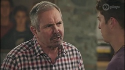 Karl Kennedy, Hendrix Greyson in Neighbours Episode 8629