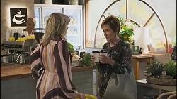Melanie Pearson, Susan Kennedy in Neighbours Episode 8629