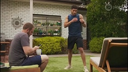 Kyle Canning, Levi Canning in Neighbours Episode 8631