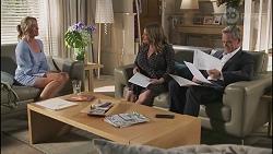 Amy Greenwood, Terese Willis, Paul Robinson in Neighbours Episode 8631
