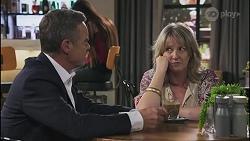 Paul Robinson, Melanie Pearson in Neighbours Episode 8631