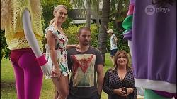 Roxy Willis, Kyle Canning, Terese Willis in Neighbours Episode 8631