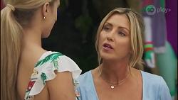 Roxy Willis, Amy Greenwood in Neighbours Episode 8631