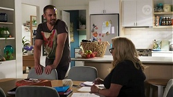 Kyle Canning, Sheila Canning in Neighbours Episode 8632