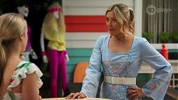 Roxy Willis, Amy Greenwood in Neighbours Episode 8632
