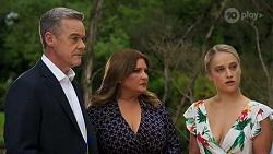 Paul Robinson, Terese Willis, Roxy Willis in Neighbours Episode 8632