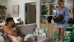 Levi Canning, Amy Greenwood in Neighbours Episode 8632