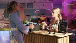 Amy Greenwood, Roxy Willis in Neighbours Episode 8632