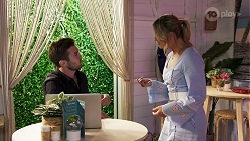Ned Willis, Amy Greenwood in Neighbours Episode 8632