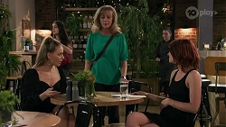 Chloe Brennan, Jane Harris, Nicolette Stone in Neighbours Episode 8633