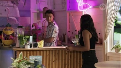 Jesse Porter, Yashvi Rebecchi in Neighbours Episode 8633