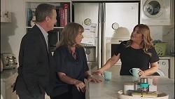 Paul Robinson, Jane Harris, Terese Willis in Neighbours Episode 8634