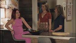 Nicolette Stone, Chloe Brennan, Jane Harris in Neighbours Episode 8634