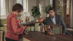 Susan Kennedy, Pierce Greyson in Neighbours Episode 8634
