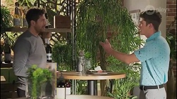 Pierce Greyson, Hendrix Greyson in Neighbours Episode 8634