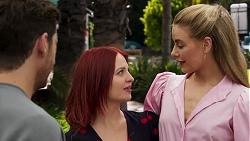 Nicolette Stone, Chloe Brennan in Neighbours Episode 8635