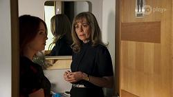 Nicolette Stone, Jane Harris in Neighbours Episode 8635