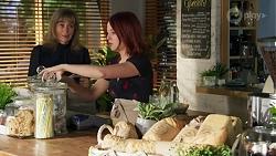 Jane Harris, Nicolette Stone in Neighbours Episode 8636