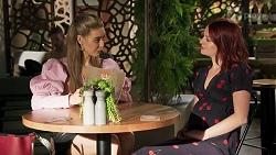 Chloe Brennan, Nicolette Stone in Neighbours Episode 8636