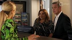 Roxy Willis, Terese Willis, Paul Robinson in Neighbours Episode 8636
