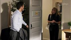 Pierce Greyson, Jane Harris in Neighbours Episode 8636