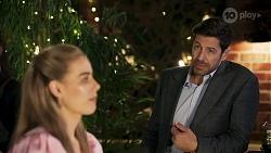 Chloe Brennan, Pierce Greyson in Neighbours Episode 8636