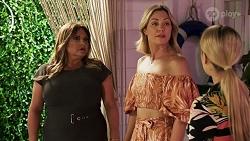 Terese Willis, Amy Greenwood, Roxy Willis in Neighbours Episode 8636