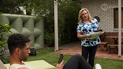 Levi Canning, Sheila Canning in Neighbours Episode 8637