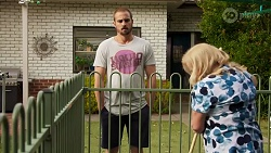 Kyle Canning, Sheila Canning in Neighbours Episode 8637