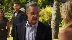 Terese Willis, Ned Willis, Paul Robinson, Amy Greenwood in Neighbours Episode 8637
