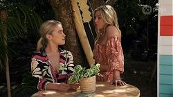 Roxy Willis, Amy Greenwood in Neighbours Episode 8637