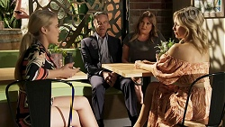 Roxy Willis, Paul Robinson, Terese Willis, Amy Greenwood in Neighbours Episode 8637