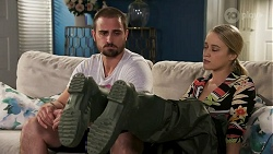 Kyle Canning, Roxy Willis in Neighbours Episode 8638
