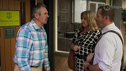 Karl Kennedy, Melanie Pearson, Toadie Rebecchi in Neighbours Episode 8638