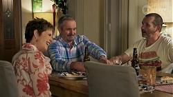 Susan Kennedy, Karl Kennedy, Toadie Rebecchi in Neighbours Episode 8638