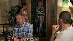 Karl Kennedy, Susan Kennedy, Melanie Pearson, Toadie Rebecchi in Neighbours Episode 8638