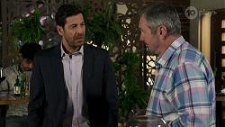 Pierce Greyson, Karl Kennedy in Neighbours Episode 8639