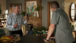 Karl Kennedy, Toadie Rebecchi in Neighbours Episode 8639